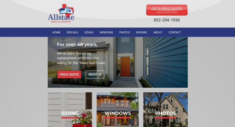 Allstate Siding and Windows