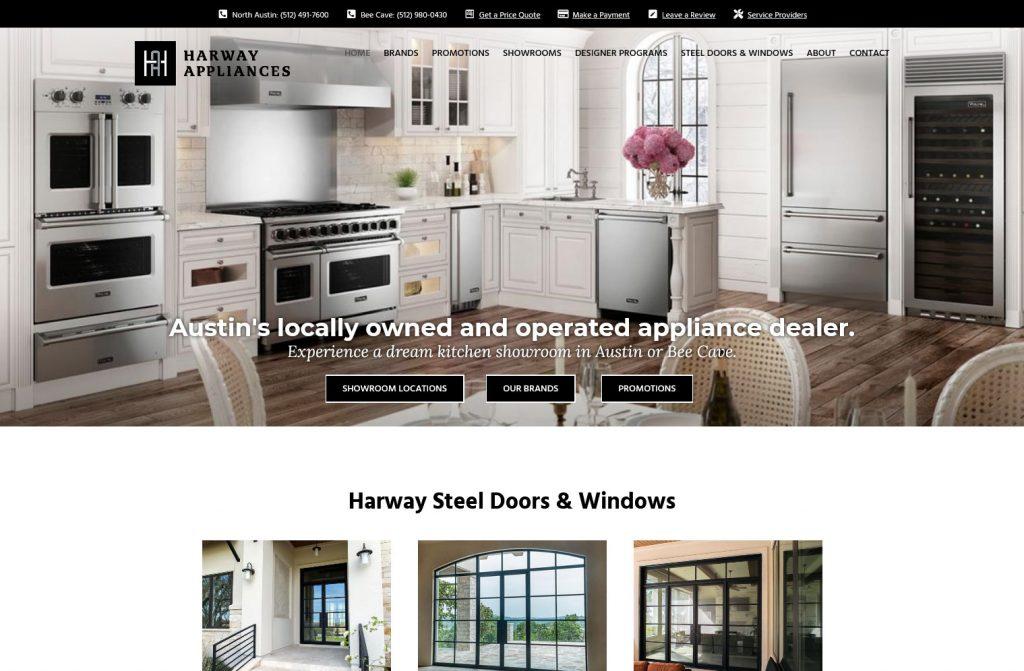 harway appliances austin bee cave tx